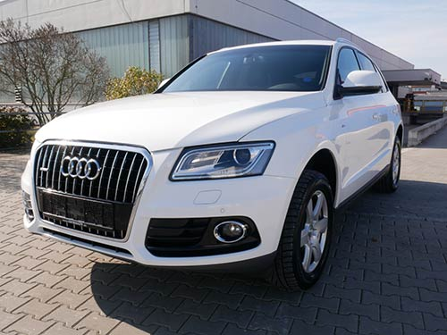 Audi Q5 Ankauf von Autoankauffranken.de